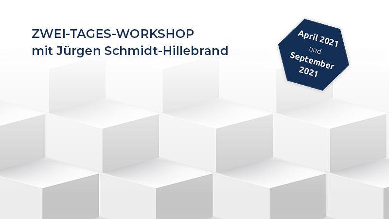 Vertriebsoffensive - Workshop mit Jürgen Schmidt-Hillebrand